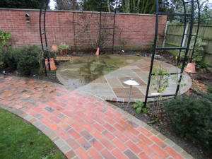 Drive and Patio Cleaning Derbyshire